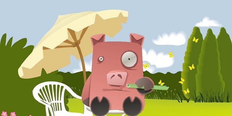 тест найди свинку на картинке