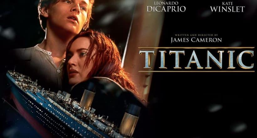 тест по фильму титаник